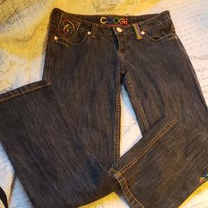 COOGI Jean's Size 1/2
